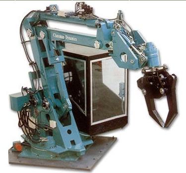 clancmandynamics铸造机械手图片