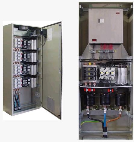 也可以把frako电容器串联在线路上