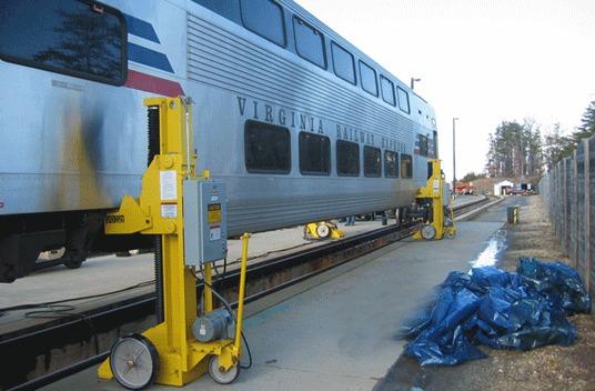 铸造设备和轨道交通维修设备